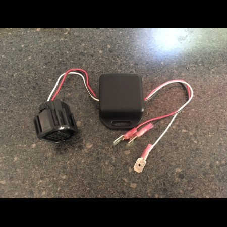 Universal to SF LED grom headlight controller